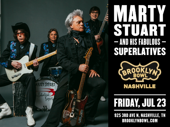 More Info for Marty Stuart and His Fabulous Superlatives