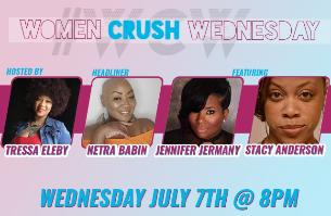 Women Crush Wednesday with Tressa Eleby