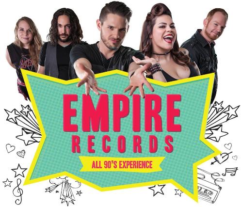 More Info for Empire Records - 90s Blockbuster Mixtape