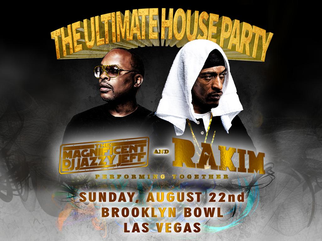 Rakim & DJ Jazzy Jeff