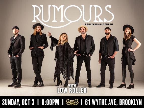 More Info for Rumours - A Fleetwood Mac Tribute