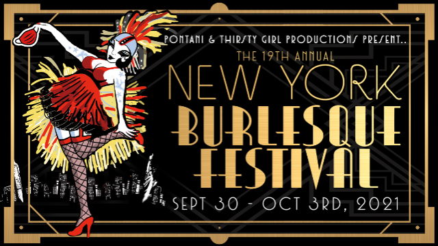 More Info for The New York Burlesque Festival's Premiere Party!