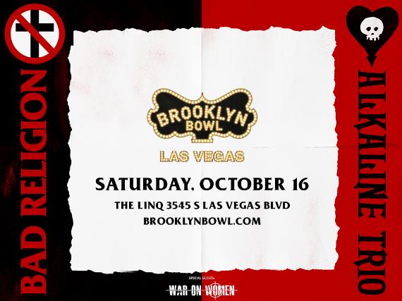 More Info for Bad Religion & Alkaline Trio