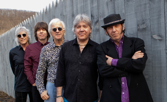 Yardbirds - Rescheduling to 2022 at The Token Lounge