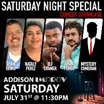 Saturday Night Special Comedy Show