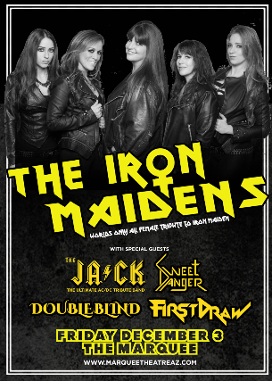 The Iron Maidens at Marquee Theatre