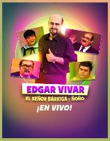 El Señor Barriga: Edgar Vivar from El Chavo Del 8