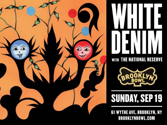 More Info for White Denim