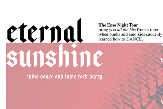 Eternal Sunshine: Indie Dance Party
