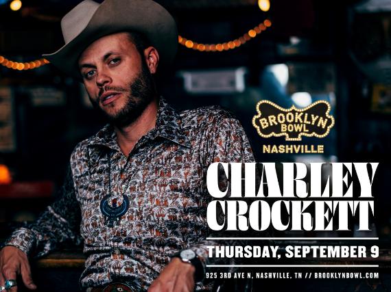 More Info for Charley Crockett