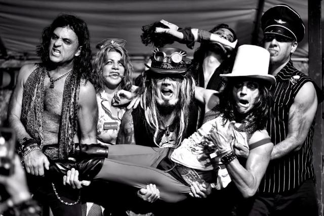 Alice Cooper Tribute Billion Dollar Babie$ at Club LA