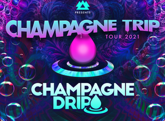'Champagne Trip' Tour Feat. Champagne Drip at Magic Stick