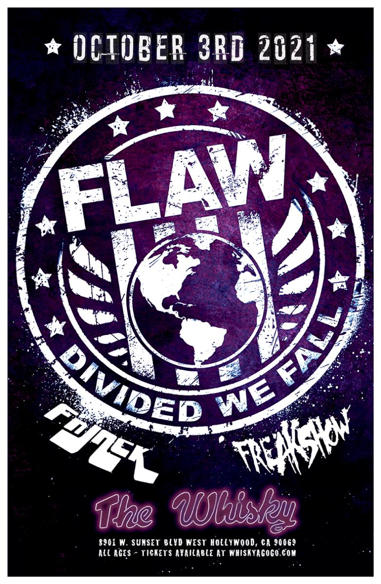 Flaw, Freakshow, OddEven, FNJACK, NepCali, Exit 15