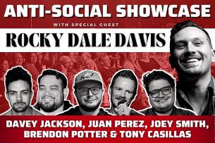 Anti-Social Showcase