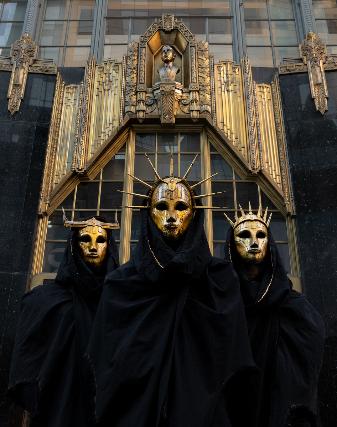 Imperial Triumphant, Pyrrhon at The Sanctuary Detroit