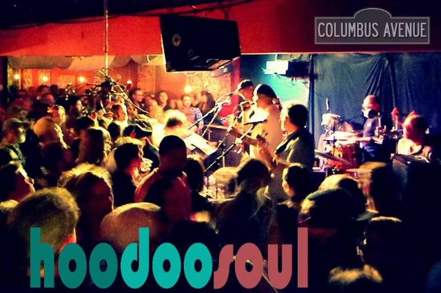 Hoodoo Soul Band returns to Rumba every Sunday!