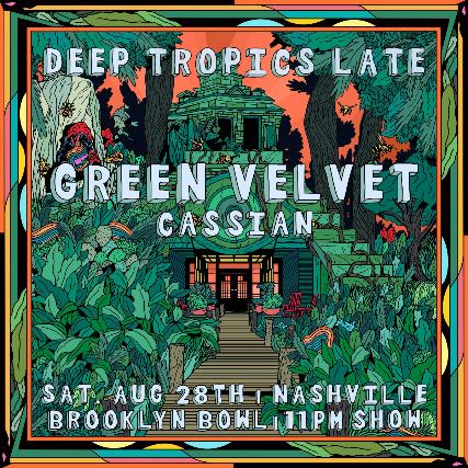 More Info for Green Velvet