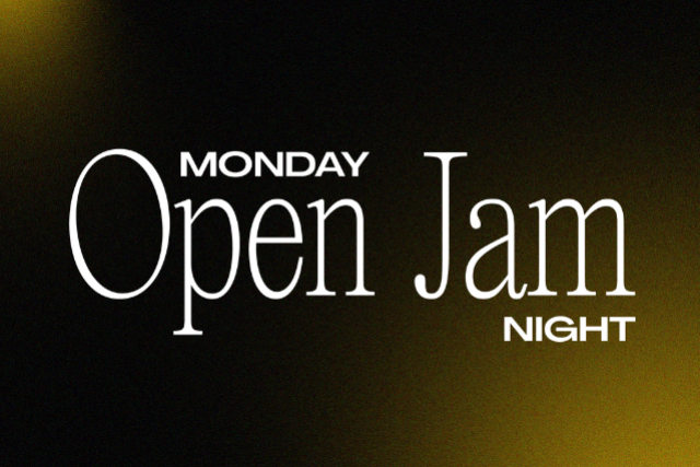 Monday Night Open Jam