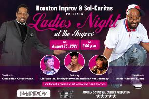 Ladies Night at the Improv