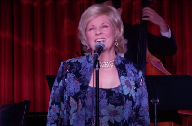 """Lois BOURGON and Friends  """"You Are My Lucky Star""""  My Years Working with Debbie Reynolds  with special appearances by:: Sue Nevens, Sherry Williams, Penny Worth, Jack Messenger & Ava Nicole Frances"""