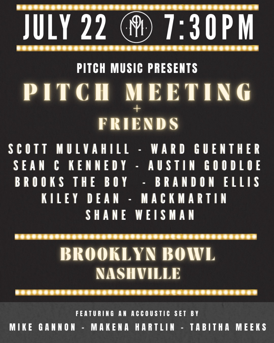Pitch Meeting + Friends