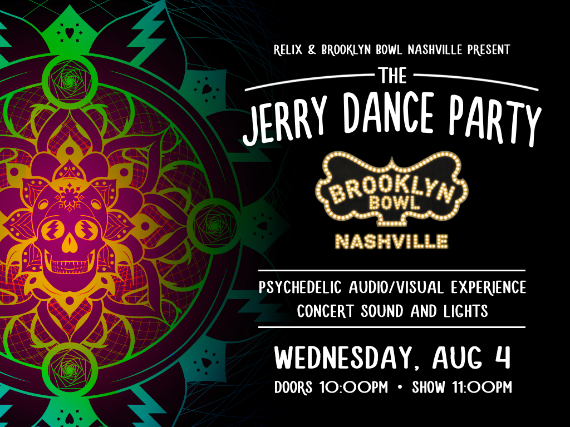 More Info for The Jerry Dance Party