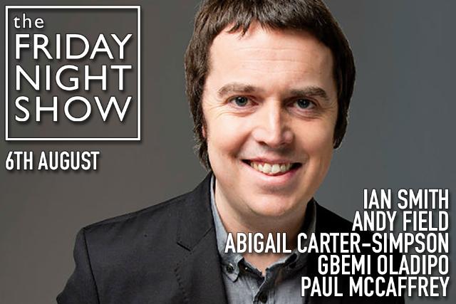 The Friday Night Show Fri 06 Aug
