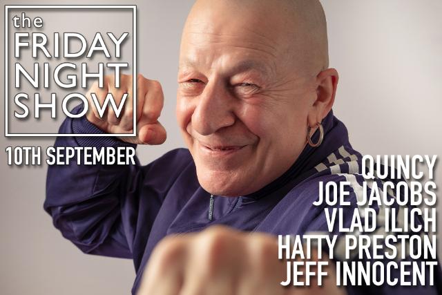 The Friday Night Show Fri 10 Sep