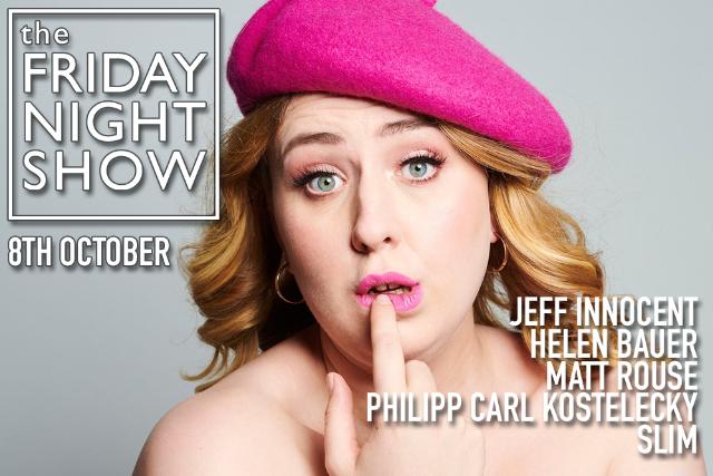The Friday Night Show Fri 08 Oct