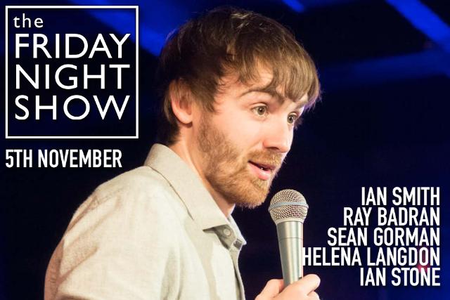 The Friday Night Show Fri 05 Nov