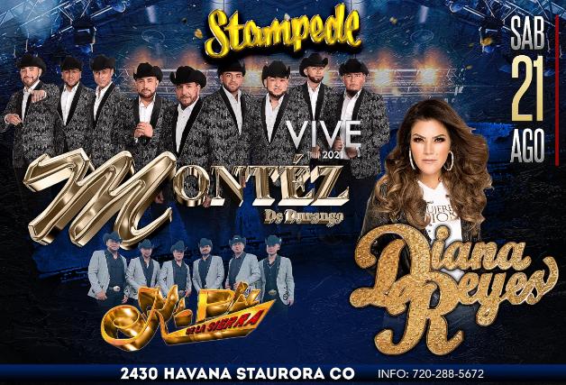 Vive Tour 2021 at Stampede