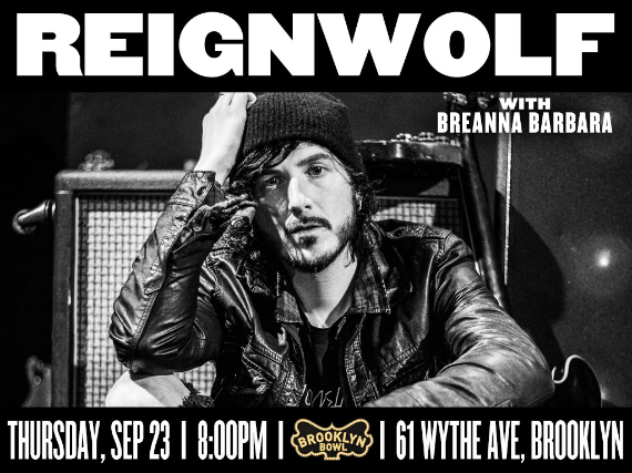 More Info for Reignwolf
