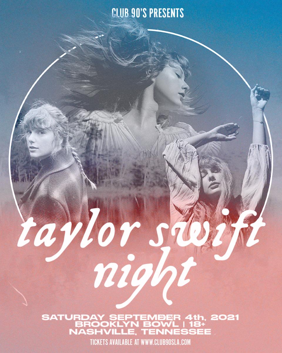 Taylor Swift Night