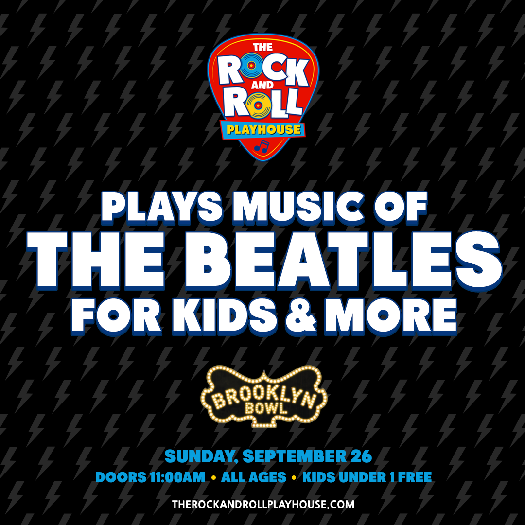The Rock and Roll Playhouse plays the Music of The Beatles for Kids + More