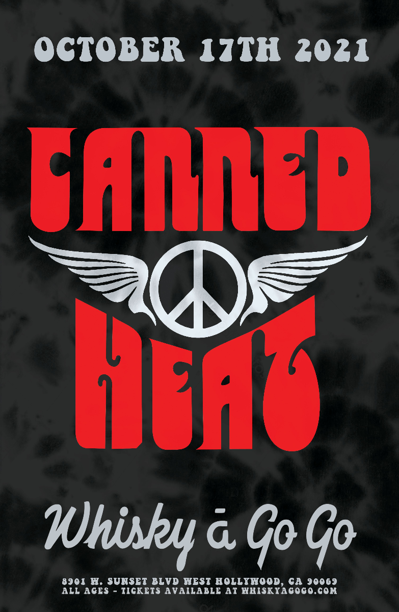 Canned Heat, The Wrecking Crew Express, StompBox Holiday