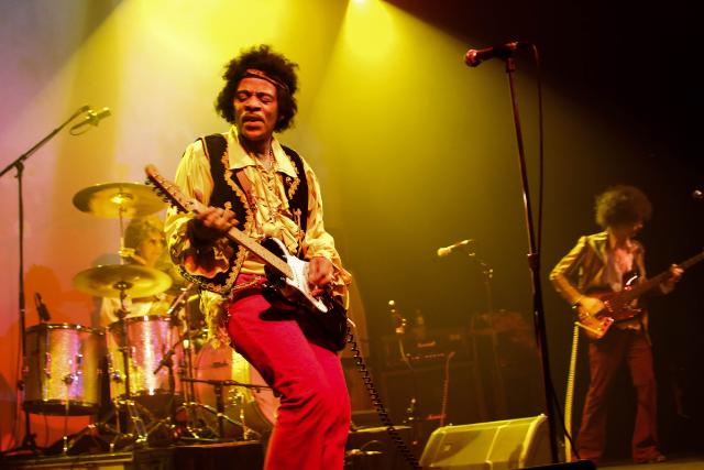 Kiss The Sky - Jimi Hendrix Tribute at The Token Lounge