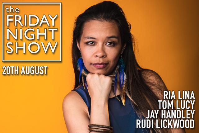 The Friday Night Show Fri 20 Aug