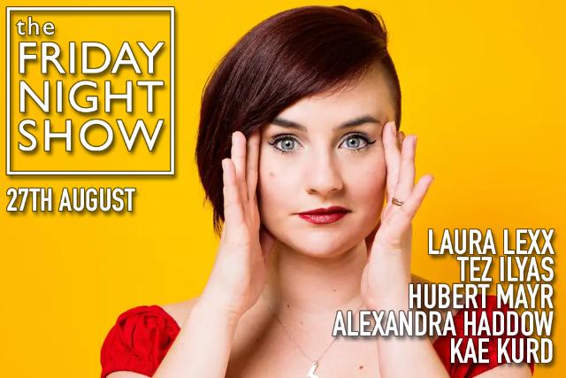 The Friday Night Show Fri 27 Aug