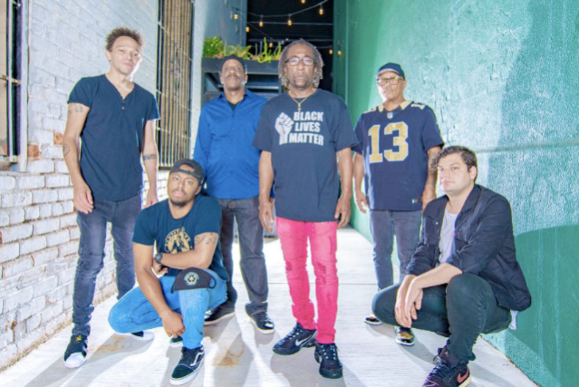 Dumpstaphunk with special guest The Crooked Stuff