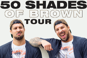 Date Postponed - New Date TBD: Brendan Schaub: 50 Shades of Brown Tour
