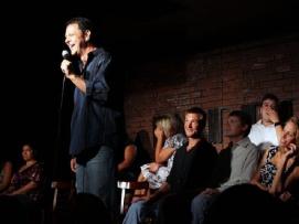 Comedy Hypnotist Flip Orley