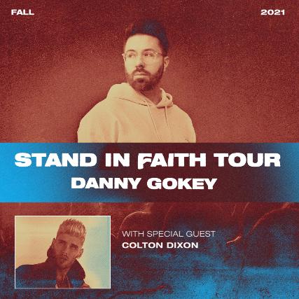 Danny Gokey Stand In Faith Tour - Muscle Shoals, AL