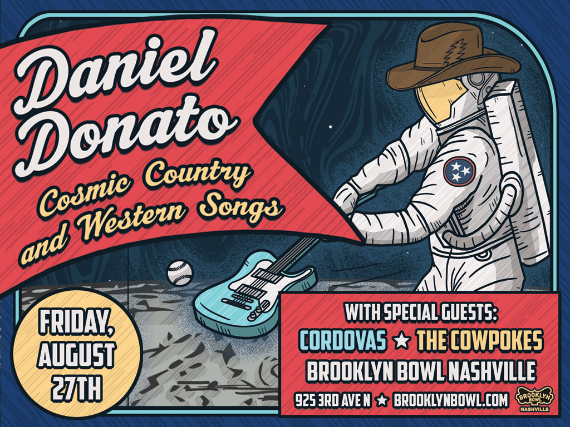 More Info for Daniel Donato - Cosmic Country and Western Songs