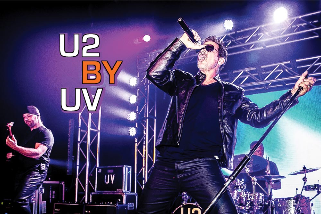 U2 by UV at Club LA