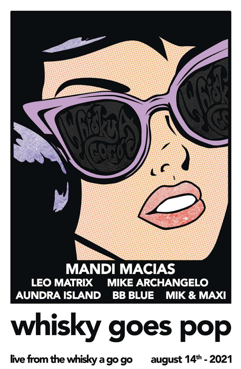Mandi Macias , Leo Matrix, Mike Archangelo, BB Blue, Mik & Maxi