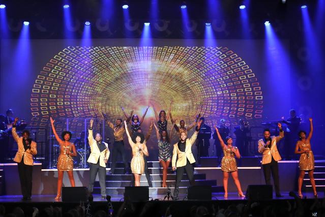 Motown Forever at Bally's Grand Ballroom