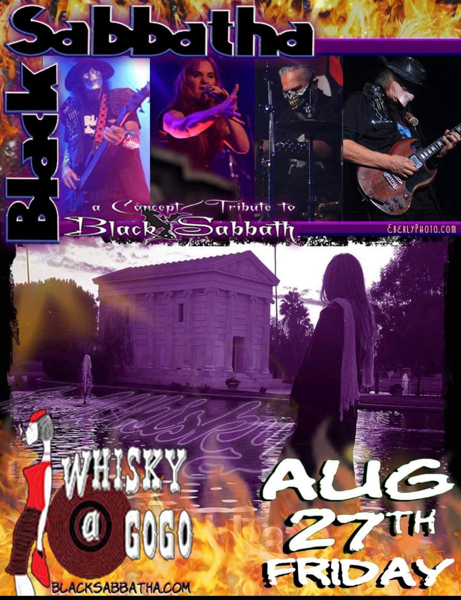 Black Sabbatha (Tribute to Black Sabbath), Made N America, Crossing is Dotting ts, Twenty2Salute, Tremors, My Autumn Amor Album Release Show Hotchkiss