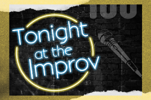 Tonight at the Improv ft. Godfrey, Hannah Einbinder, Cristela Alonzo Jesus Trejo, Donnell Rawlings, Gary Cannon, Dustin Nickerson and more TBA!