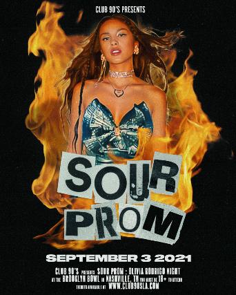 More Info for Sour Prom - Olivia Rodrigo Night