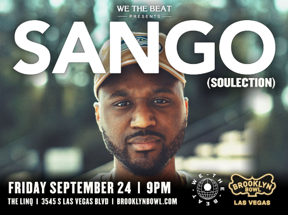 More Info for Sango (Soulection)